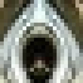 الحجر الاسود رمز لعبادة الفرج