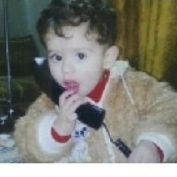 احمد شريف طفل الخطئية